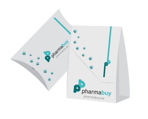 diseñador de packaging para farmacia online